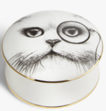 Cat Monocle Trinkset M/L_