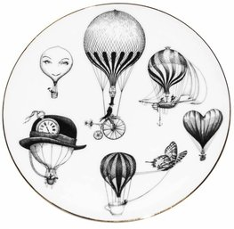 Balloons Version A - Plate