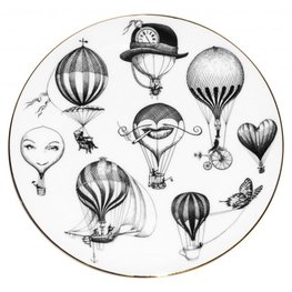 Balloons Version F - Plate
