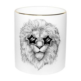 Leo - Cutesy Candle