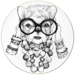 Frenchie - Plate