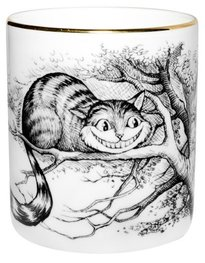 Alice in Wonderland Cheshire Cat - Cutesy Candle