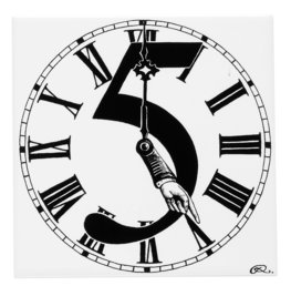 5 - Clock Hands Tile