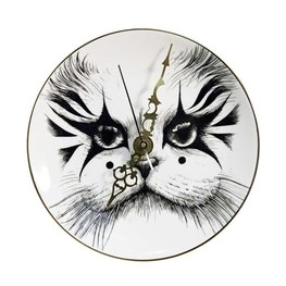 Circus Cat - Tick Tock Clock
