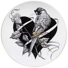 Lovebird - Tick Tock Supersize Clock
