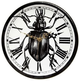 Beetleclock - Tick Tock Supersize Clock