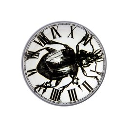 Beetle Clock - Paperweights