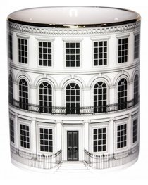 Beautiful Buildings White - Cosy Candle
