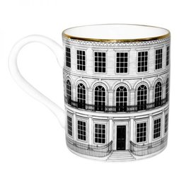 Beautiful Building Stripe - Majestic Mug
