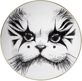Clown Cat - Plate