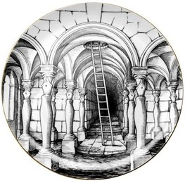 Ink Arches - Plate