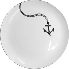 Anchor's Away - Plate