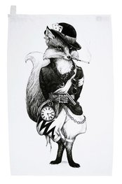 Fantastic Mr Fox - Tea Towel