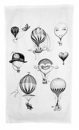 Balloons - Tea Towel