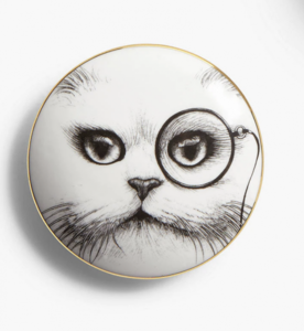 Cat Monocle Trinkset M/L